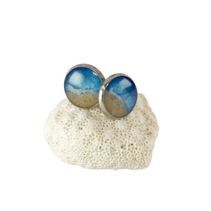 Noosa Collective Wanderer Studs | Sand and Ashes Jewellery