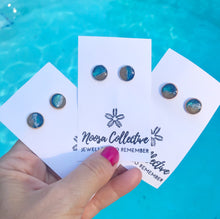 Load image into Gallery viewer, Wanderer Studs | Noosa Collective Sand and Ashes Jewellery