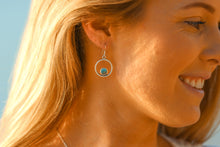 Load image into Gallery viewer, Round the World Earrings Noosa Collective Sand and Ashes Jewellery