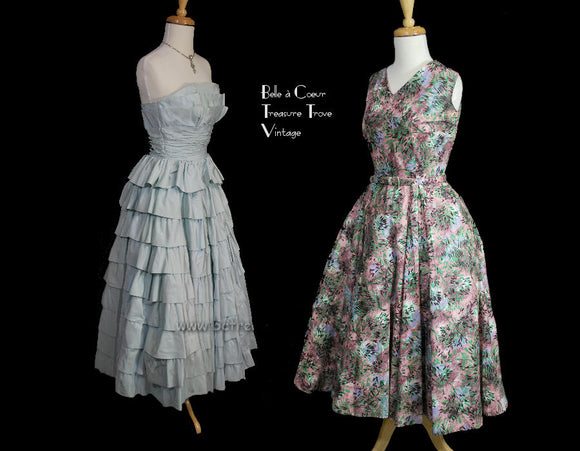 Vintage Clothing - 1940s 1950s 1960s