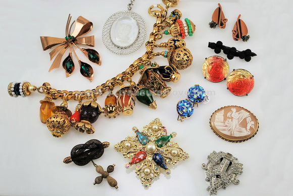 Antique and Vintage Jewelry