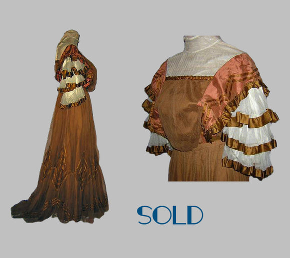 Museum of SOLD Antique & Vintage Clothing, Jewelry, and Accessories