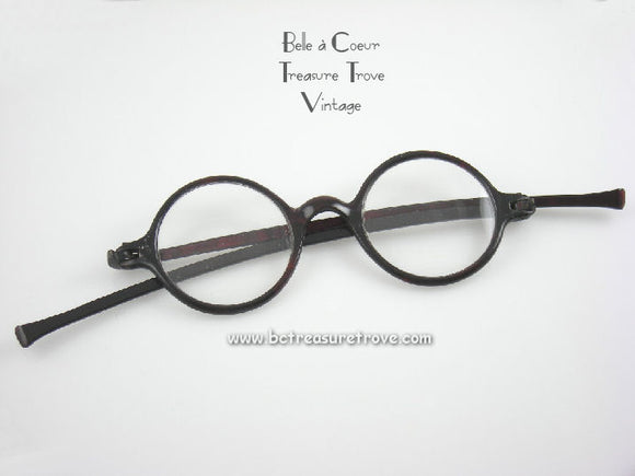 Antique / Vintage Round Glasses Frames