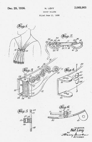 Natty Creations Patent Image