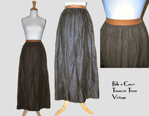 1870s Antique Underskirt