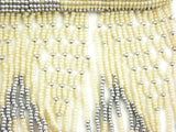 Antique Beaded Flapper Purse Art Deco Detail of Missing Fringe