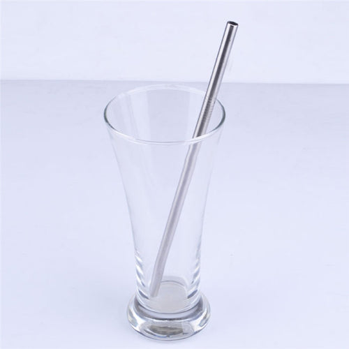 Simply Steel Straight Straw (8