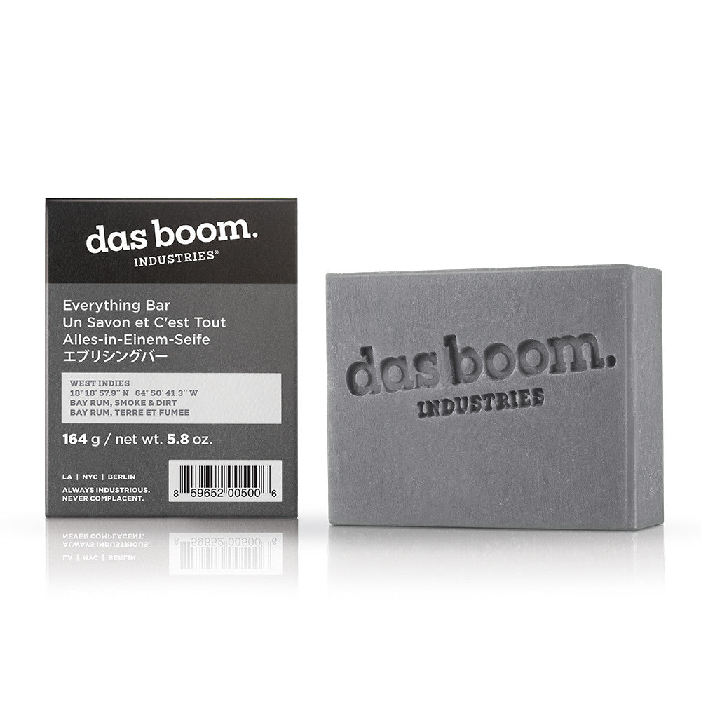 Das Boom Everything Soap Bar West Indies