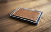 Old Calgary Alpha Card Wallet - Anthracite