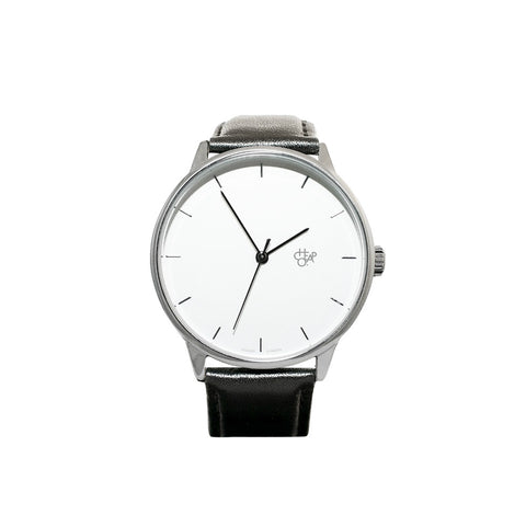 Cheapo Watch Khorshid - Black/White/Silver