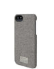 Hex Core Canvas Case for iPhone 4/4s - Grey Denim