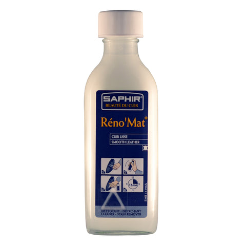 Saphir Reno Mat Leather Cleaner