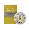 Field Notes - Drink Local Edition - 3-pack