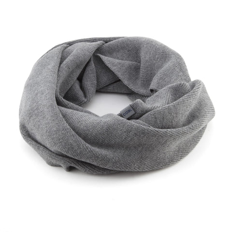 The Conrad Scarf - Heather Grey