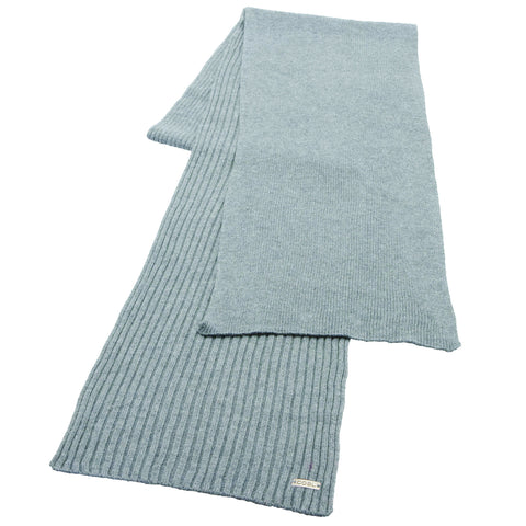 The Mason Scarf - Heather Grey