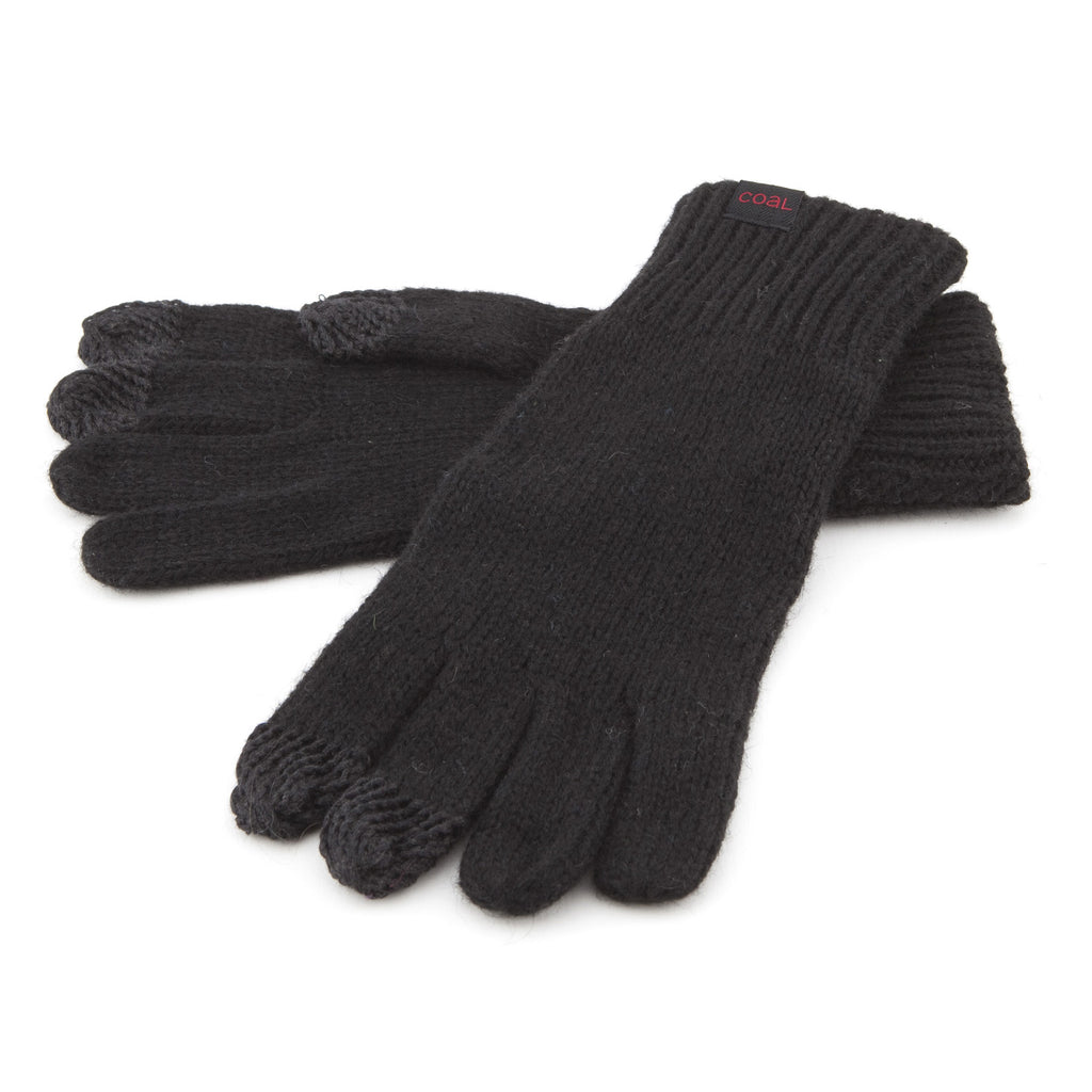 The Randle Touchscreen Glove - Black