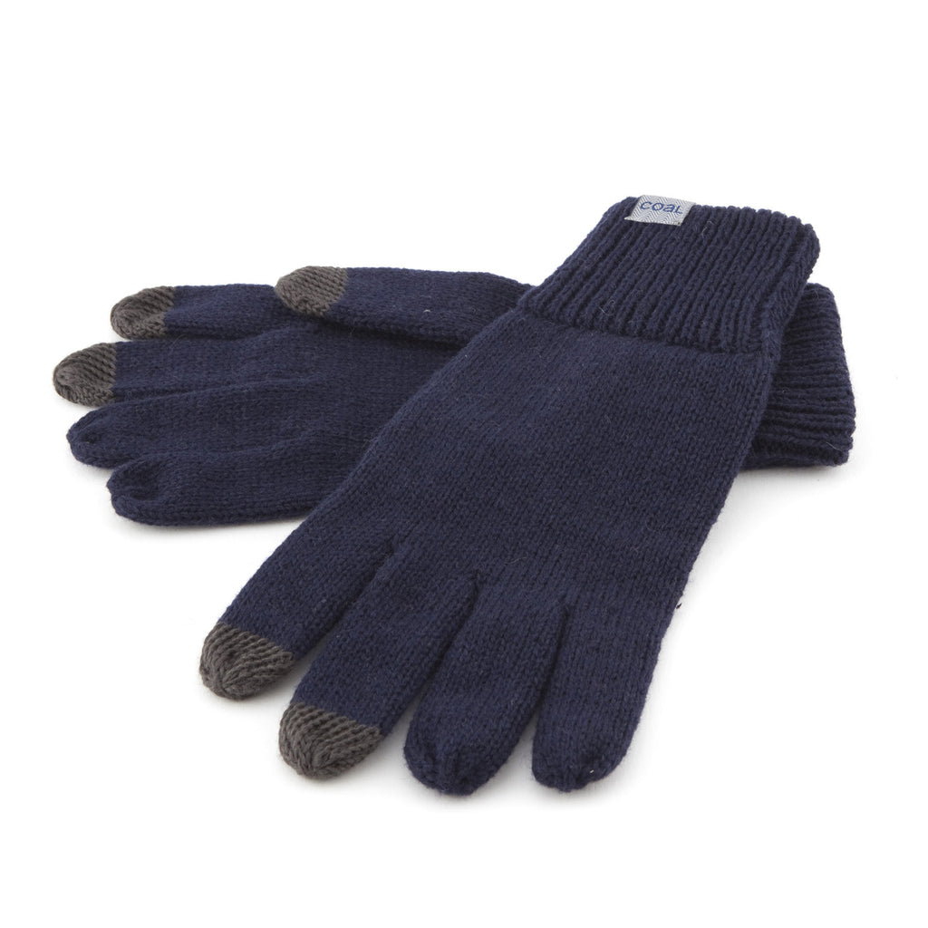 The Randle Touchscreen Glove - Navy
