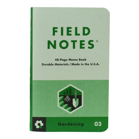Field Notes Workshop Companion - 6 pack
