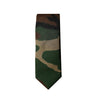 Blade + Blue - Camo Army Green Tie