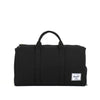Herschel Supply Novel Canvas Duffel Bag - Black 2
