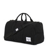 Herschel Supply Novel Canvas Duffel Bag - Black
