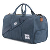 Herschel Supply Novel Canvas Duffel Bag - Navy
