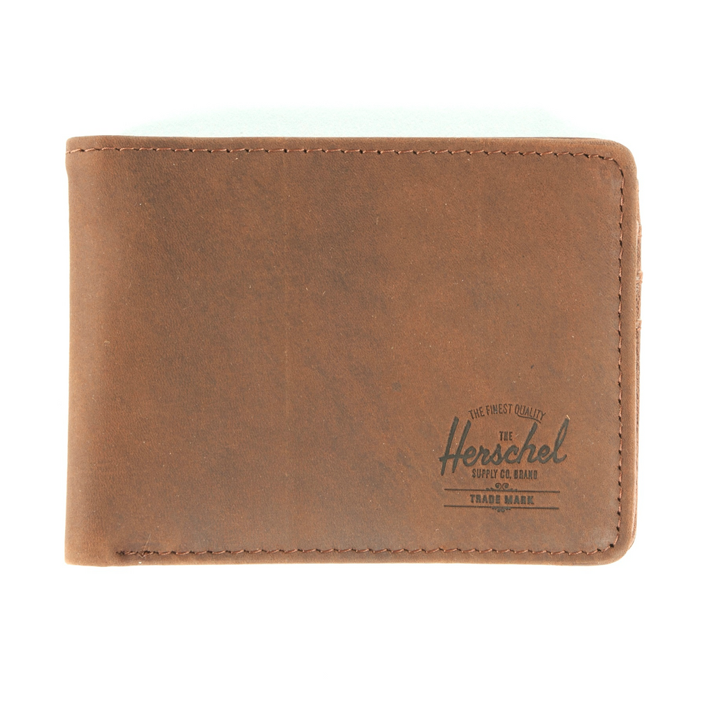 Herschel Supply Hank Wallet - Nubuck Brown