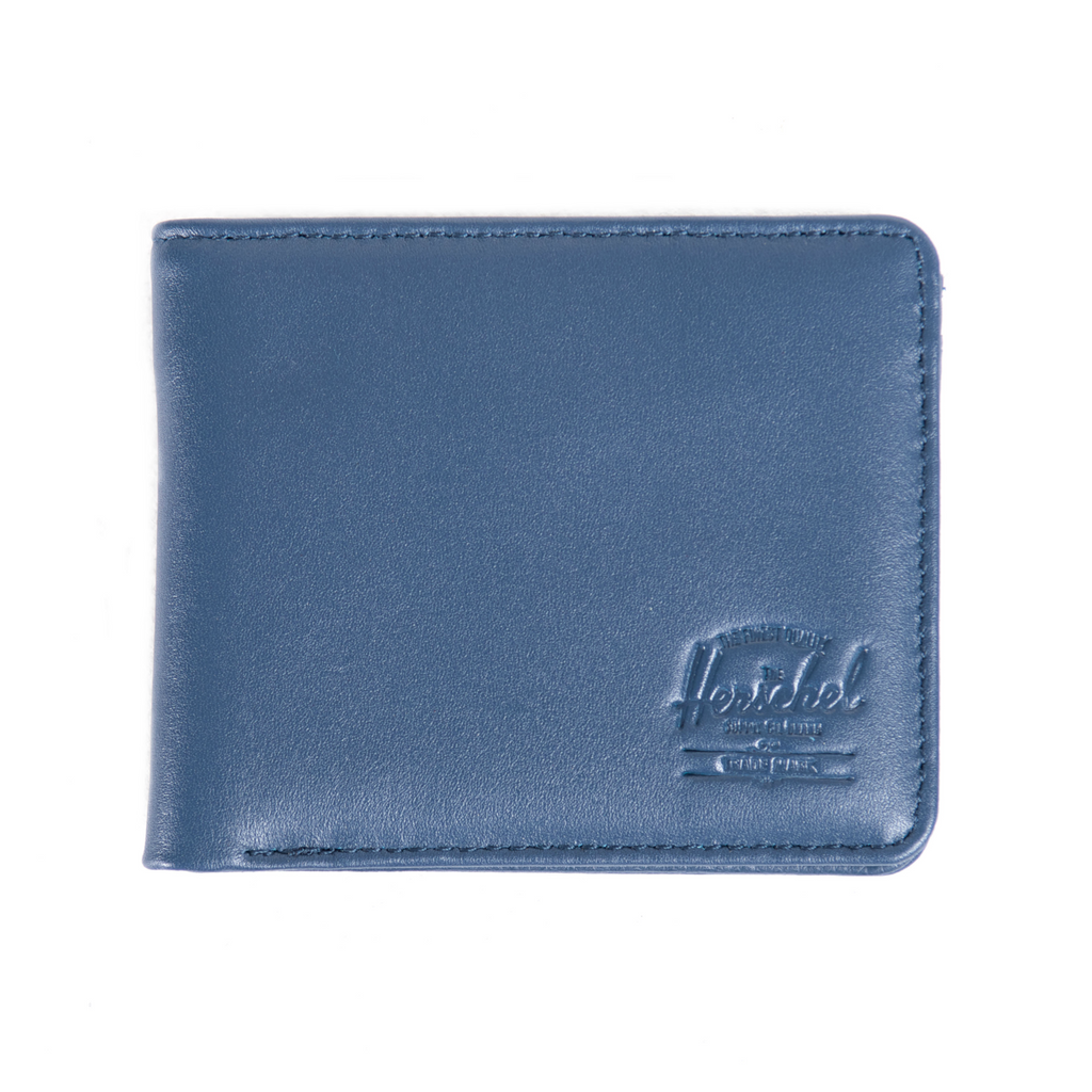 Herschel Supply Hank Wallet - Navy Leather