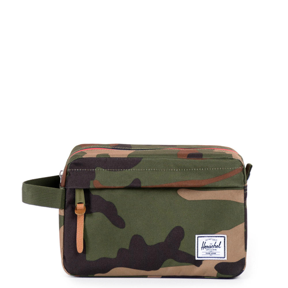 Herschel Supply Chapter Travel Kit - Camo Zipper