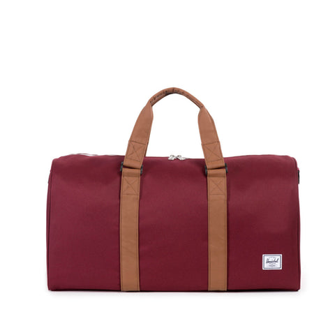 Herschel Supply Ravine Duffel Bag - Windsor Wine & Tan