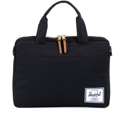 Herschel Supply Hudson Briefcase - Black