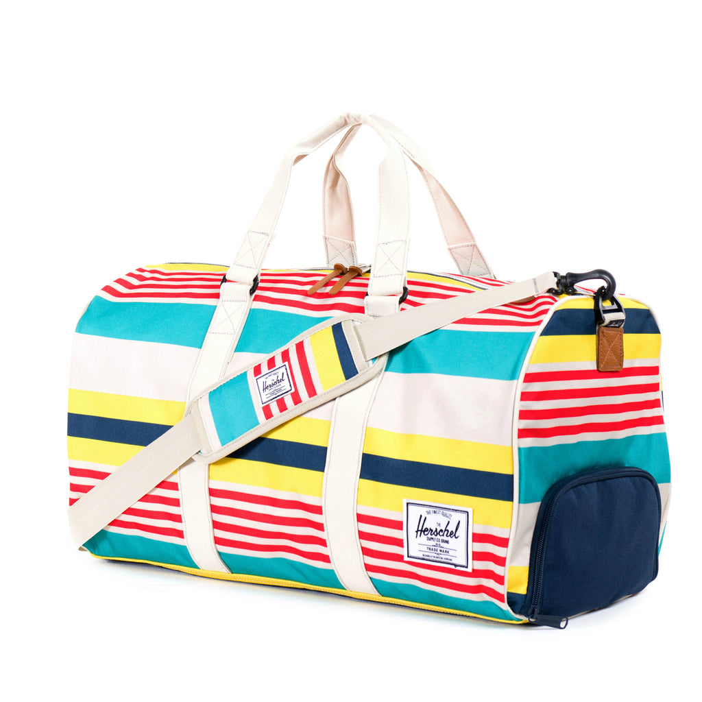 Herschel Supply Novel Duffel Bag - Malibu Stripe