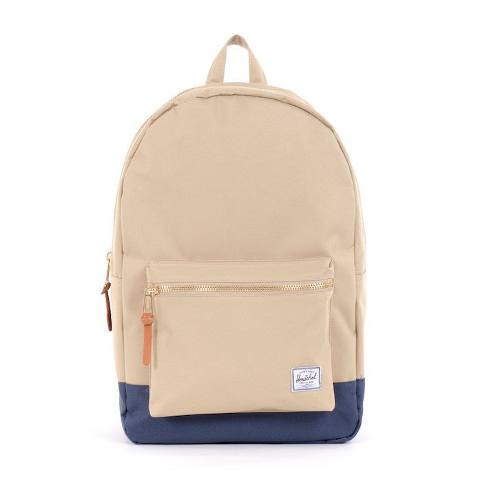 Herschel Supply Settlement Backpack - Khaki & Navy