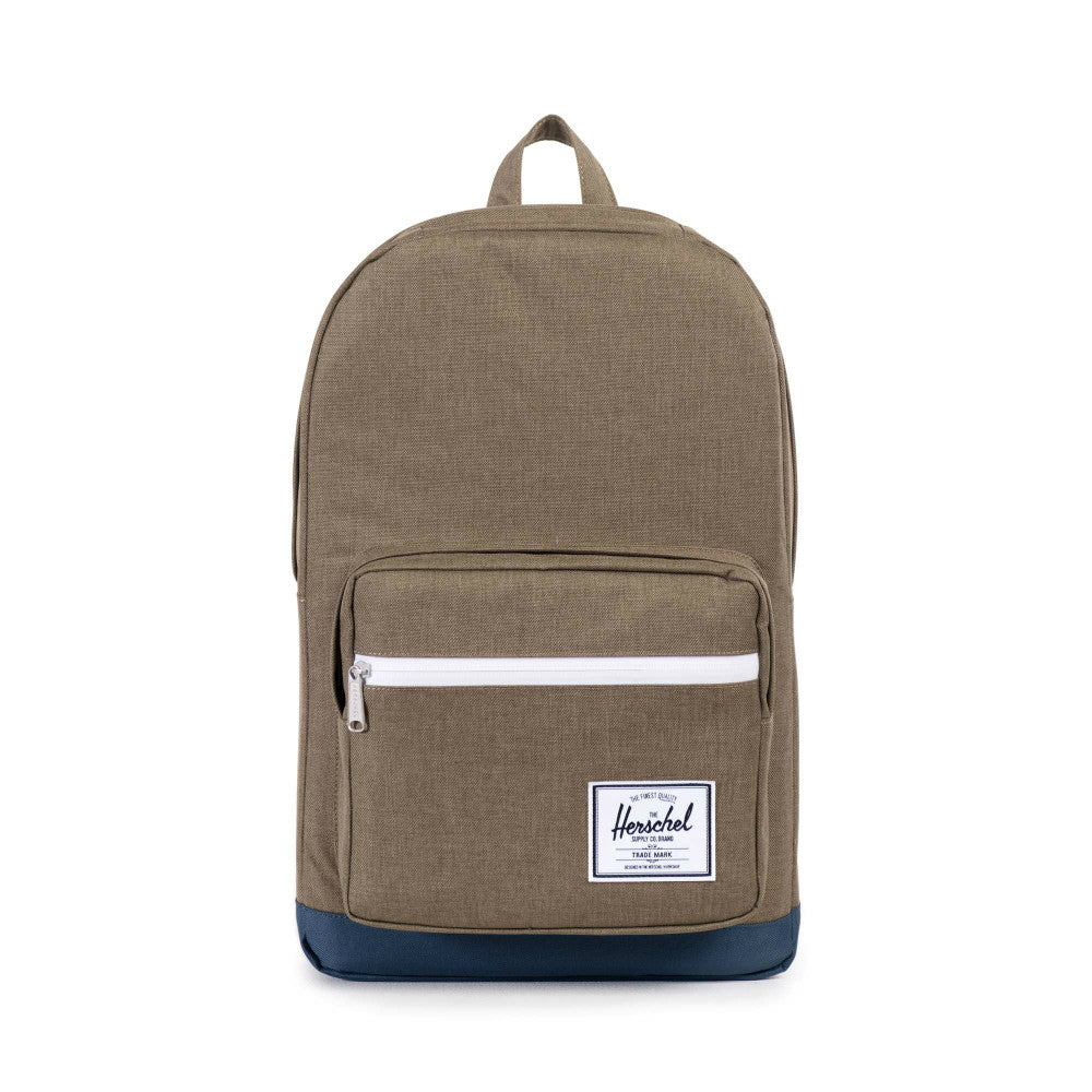 Herschel Supply Pop Quiz Backpack - Crosshatch Beech & Navy