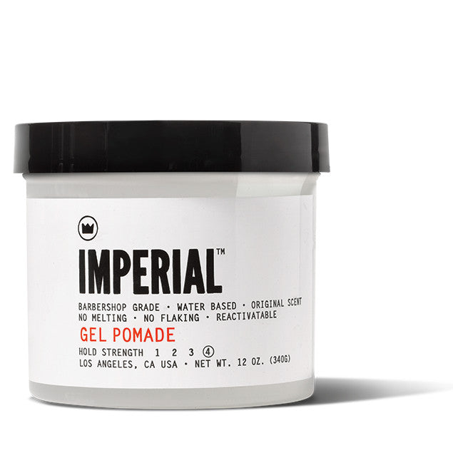Imperial Barber Gel Pomade 12 oz