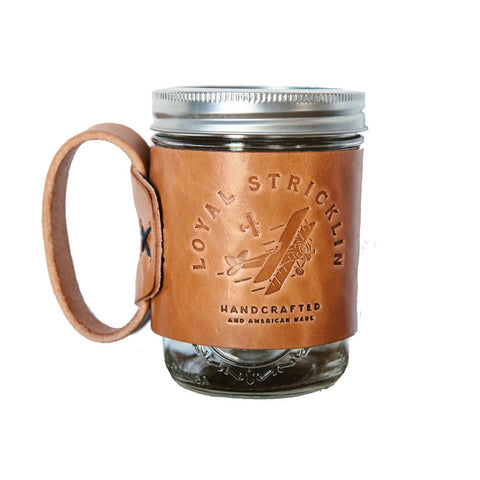 Loyal Stricklin Aviator Mug - Honey