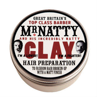 Mr Natty Clay Hair Preparation