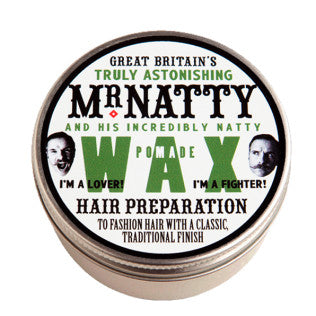 Mr Natty Pomade Wax Hair Preparation