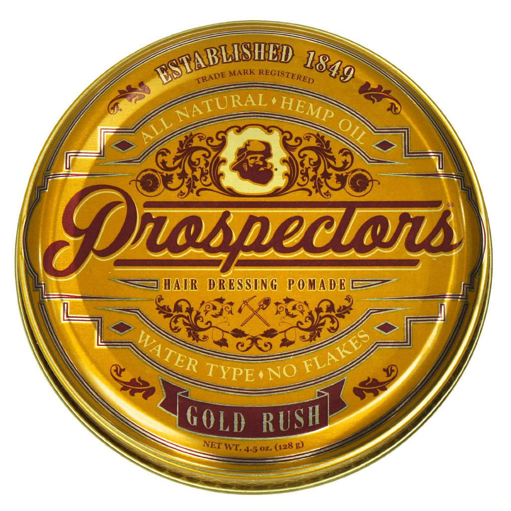 Prospector's Gold Rush Hair Dressing Pomade