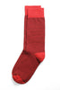 Union Thread - Dignitary Red Socks