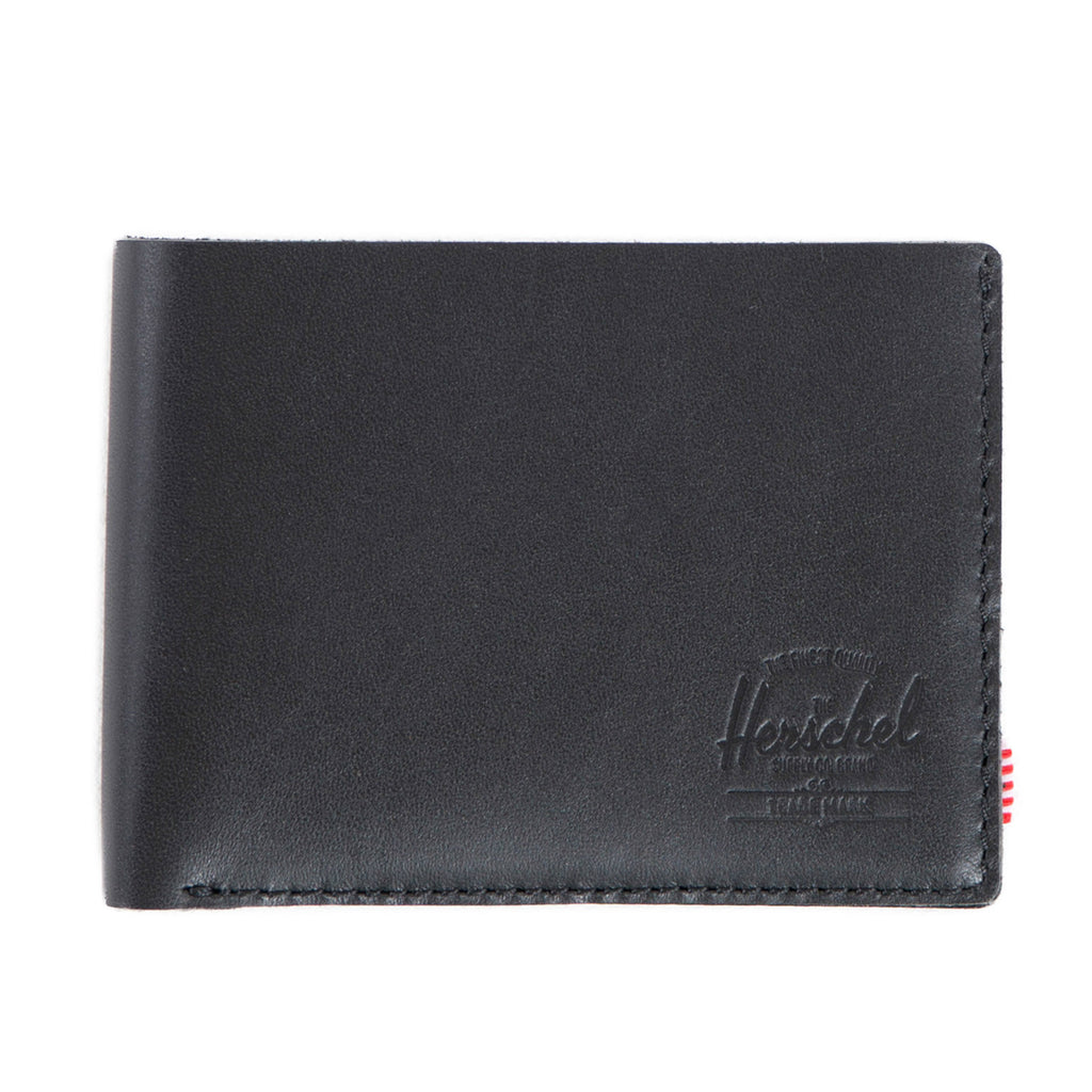 Herschel Supply Miles Wallet - Premium Leather Black