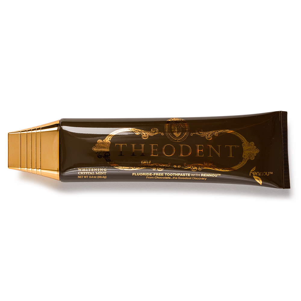 Theodent Classic Whitening Crystal Mint Toothpaste