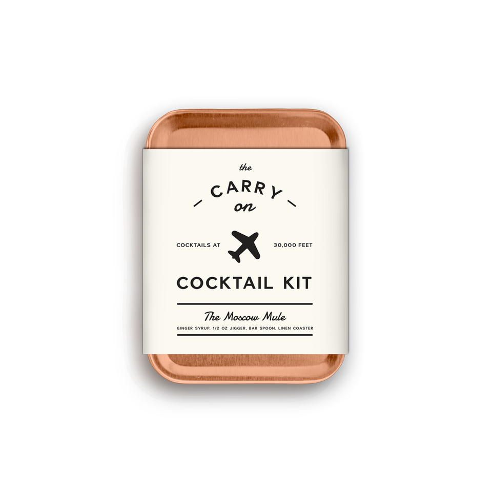 W&P Design Carry-On Cocktail Kit - Moscow Mule