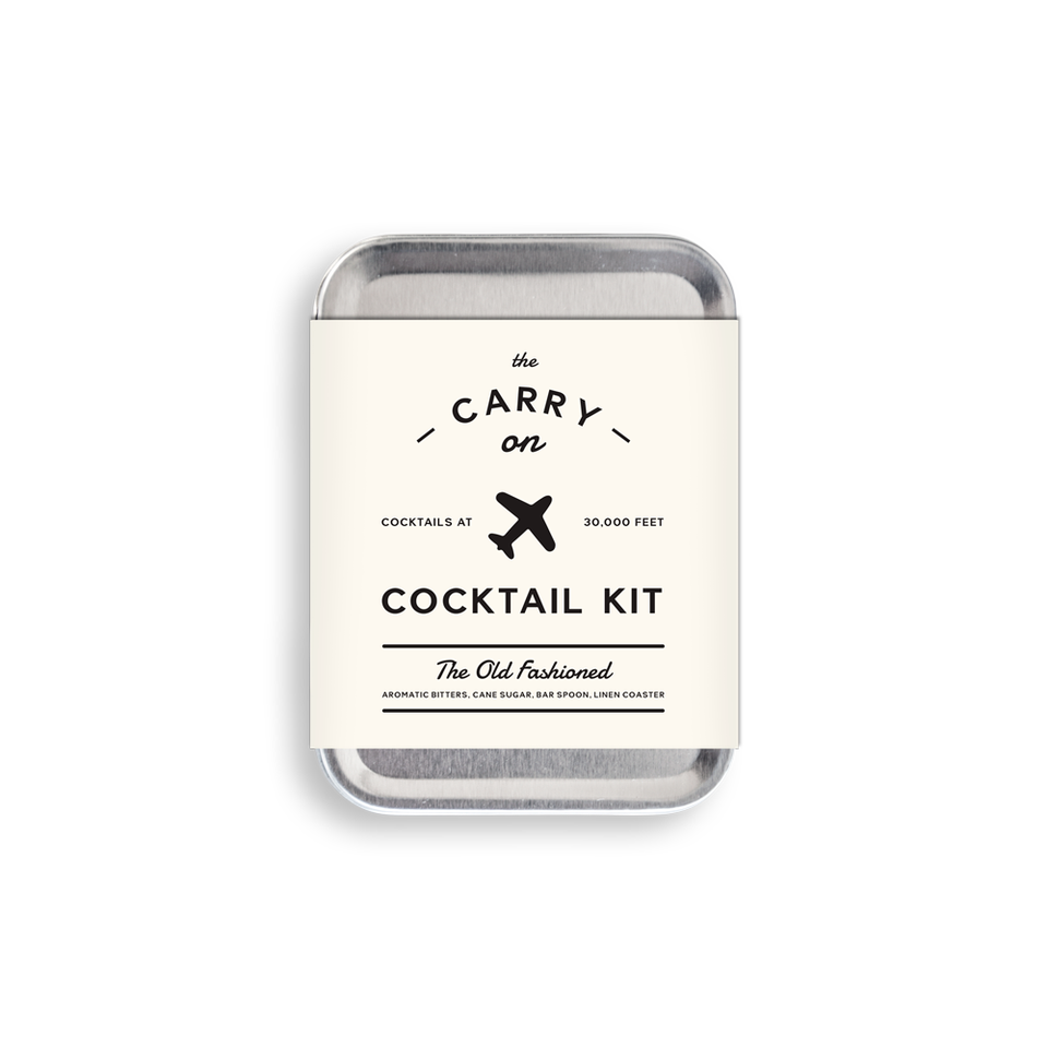 W&P Design Carry-On Cocktail Kit - Old Fashioned