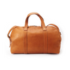 Winn Leather Duffel Bag - Tan