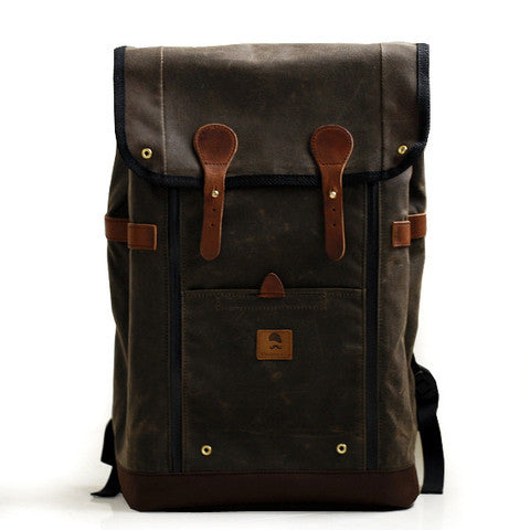 Babylon Backpack - Brown