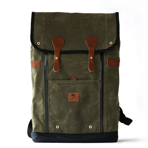 Babylon Backpack - Martini Olive