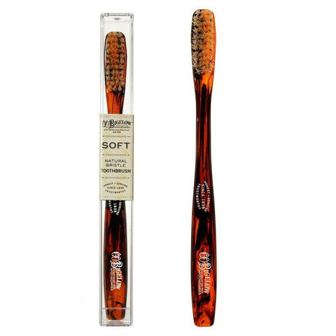 Bigelow Natural Bristle Toothbrush - Soft