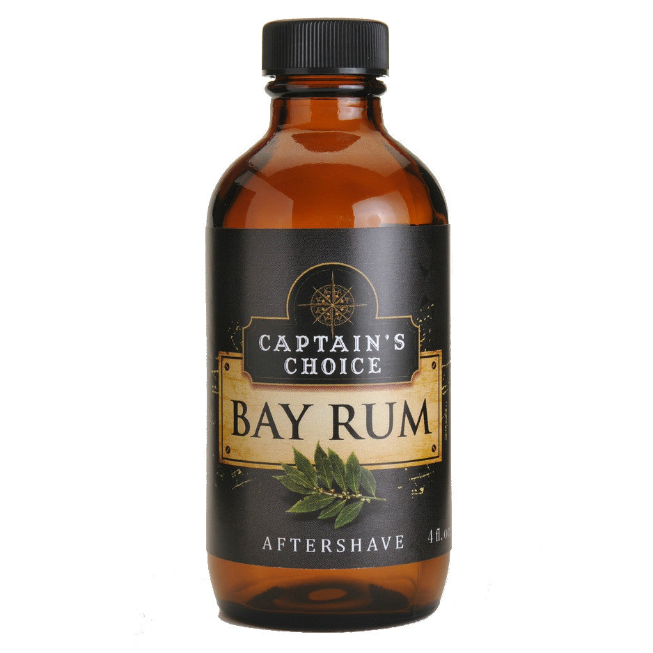 Captain's Choice Aftershave - Bay Rum