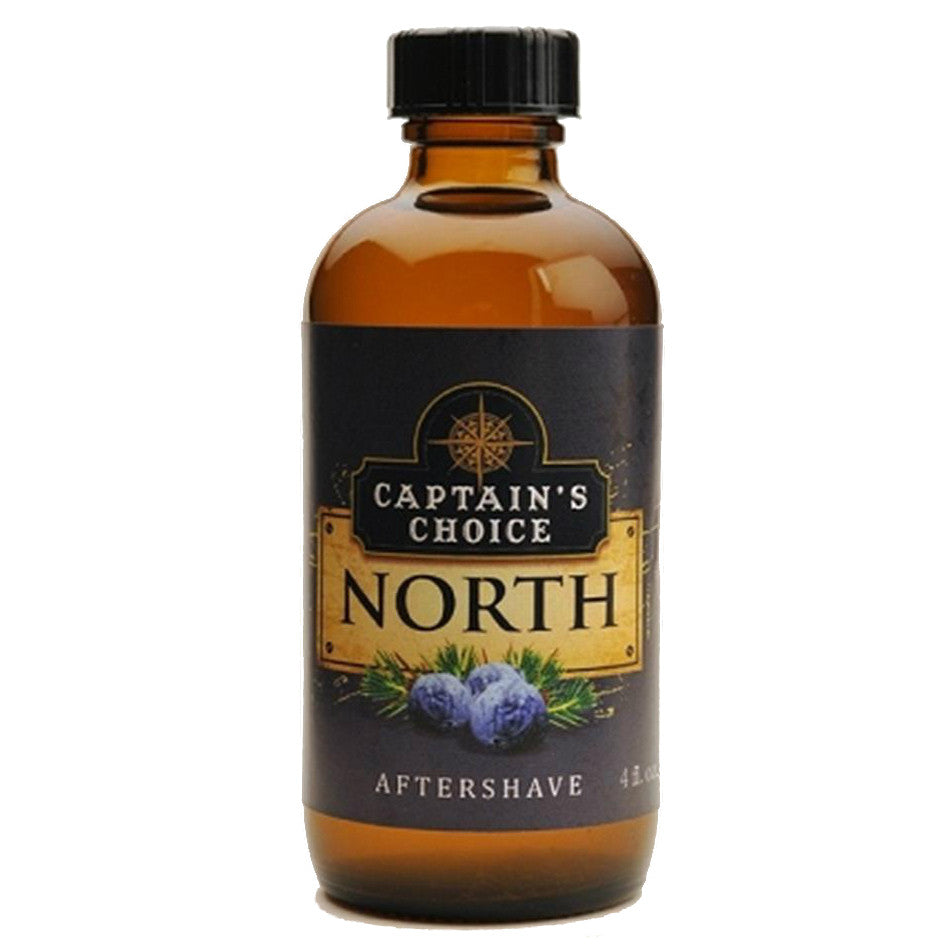 Captain's Choice Aftershave - North